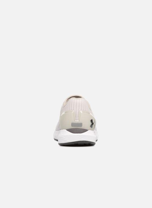 Chaussures de sport Under Armour UA HOVR Sonic NC Blanc vue droite