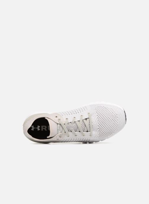 Chaussures de sport Under Armour UA HOVR Sonic NC Blanc vue gauche