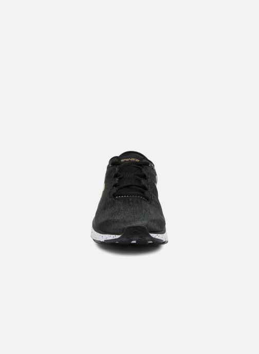 new product 967d8 0e21d Chaussures de sport Under Armour UA Charged Bandit 3 Ombre Noir vue portées  chaussures