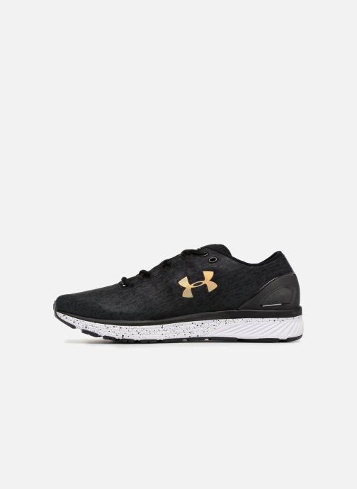 cheaper 829a5 c8d71 Chaussures de sport Under Armour UA Charged Bandit 3 Ombre Noir vue face