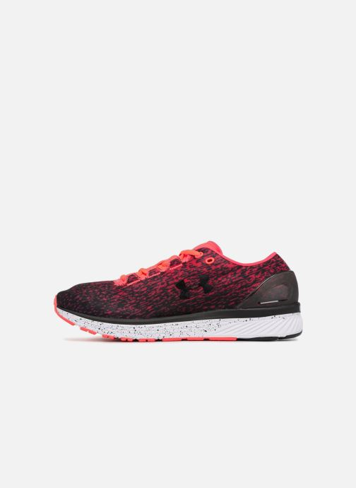 Sportschoenen Under Armour UA Charged Bandit 3 Ombre Rood voorkant