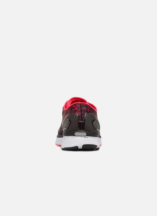 Sport shoes Under Armour UA Charged Bandit 3 Ombre Red view from the right
