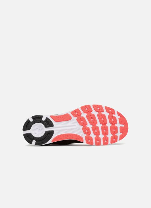 Sport shoes Under Armour UA Charged Bandit 3 Ombre Red view from above