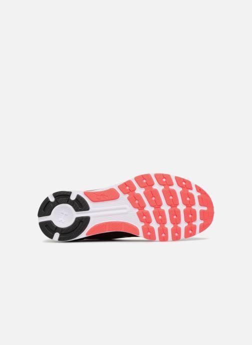 Chaussures de sport Under Armour UA Charged Bandit 3 Ombre Rouge vue haut