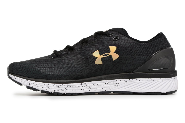 Chaussures de sport Under Armour UA Charged Bandit 3 Ombre Noir vue face