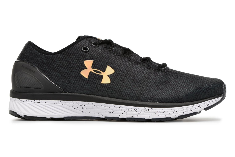 Chaussures de sport Under Armour UA Charged Bandit 3 Ombre Noir vue derrière