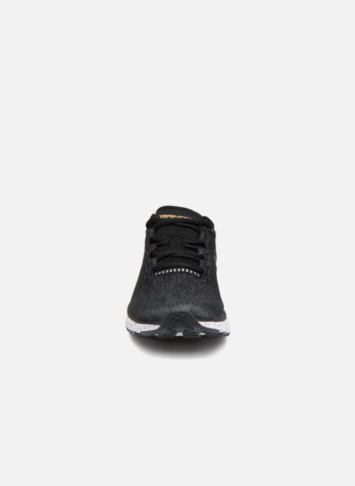 Chaussures de sport Under Armour UA W Charged Bandit 3 Ombre Noir vue portées chaussures