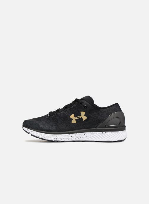 Chaussures de sport Under Armour UA W Charged Bandit 3 Ombre Noir vue face