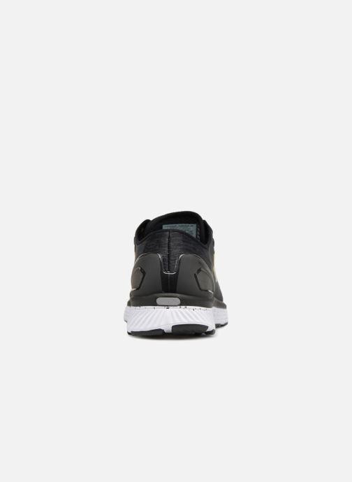 Chaussures de sport Under Armour UA W Charged Bandit 3 Ombre Noir vue droite