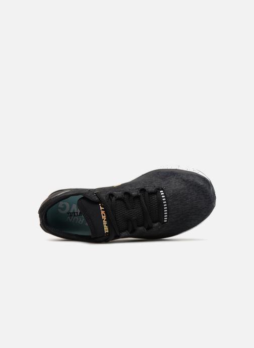 Chaussures de sport Under Armour UA W Charged Bandit 3 Ombre Noir vue gauche