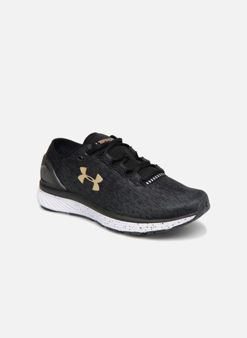 Chaussures de sport Under Armour UA W Charged Bandit 3 Ombre Noir vue détail/paire