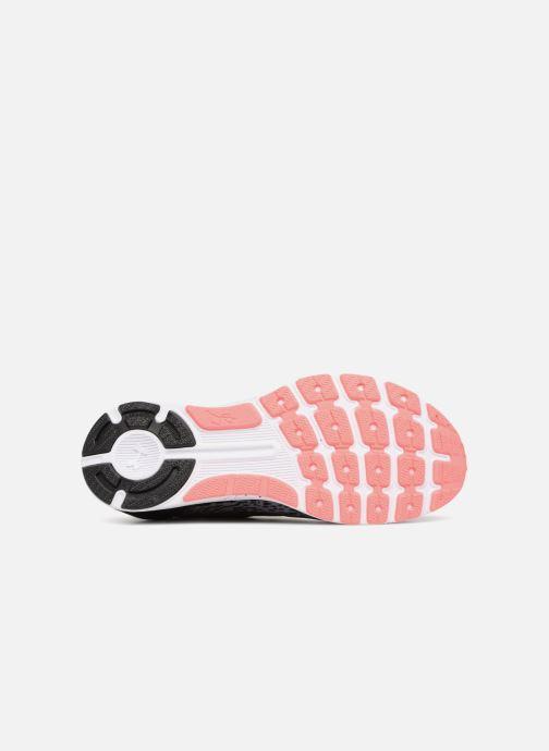 Chaussures de sport Under Armour UA W Charged Bandit 3 Ombre Gris vue haut