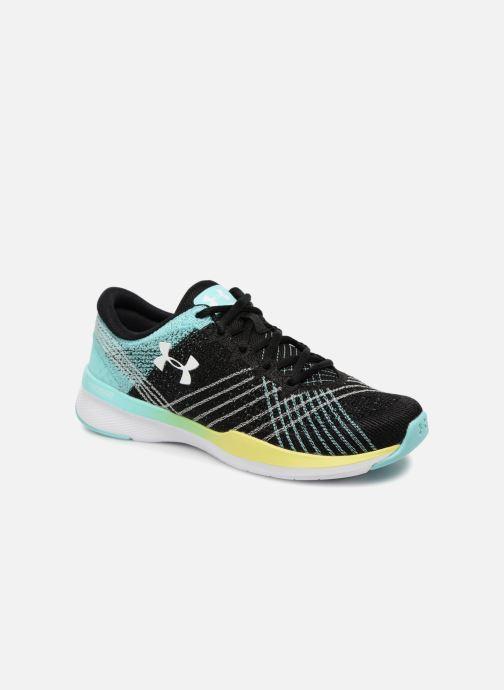 Chaussures de sport Under Armour UA W Threadborne Push TR Noir vue détail/paire