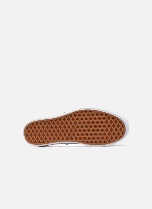 Sneaker Vans Authentic Platform 2.0 schwarz ansicht von oben