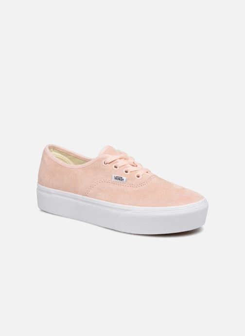 Vans Authentic Platform 2.0 (Rose) - Baskets chez Sarenza ...
