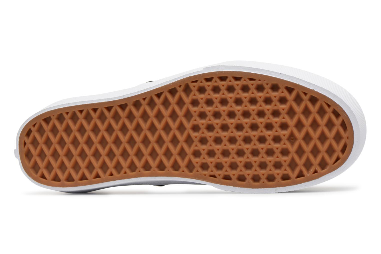 Baskets Vans Authentic Platform 2.0 Noir vue haut