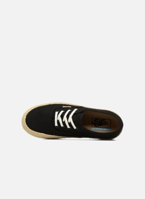 Black Vans Vans Authentic Esp Platform Authentic q6npXvw7zx