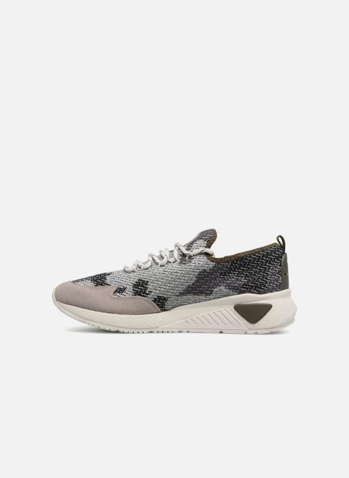 """Sneakers Diesel """"SKB"""" S-KBY Grigio immagine frontale"""