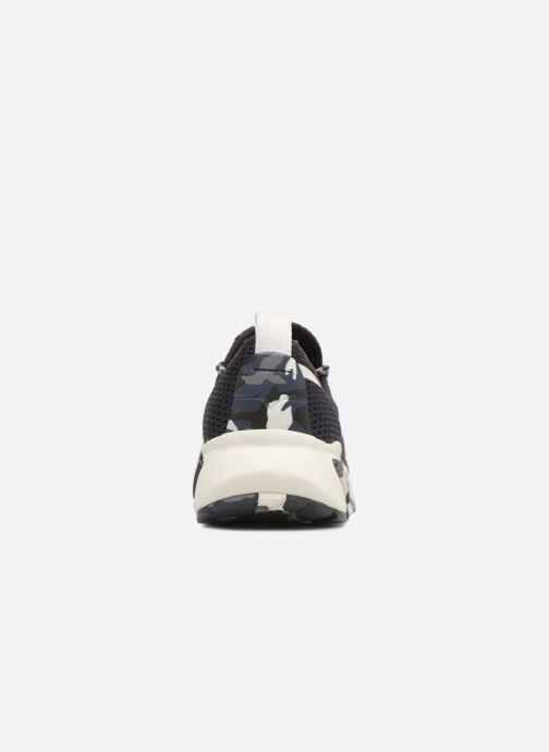 """Sneakers Diesel """"SKB"""" S-KBY Blå Bild från höger sidan"""