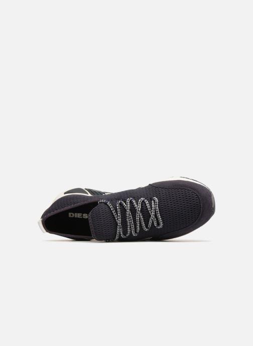 """Sneakers Diesel """"SKB"""" S-KBY Blå bild från vänster sidan"""