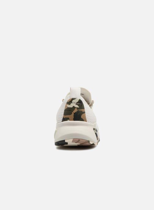 """Sneaker Diesel """"SKB"""" S-KBY weiß ansicht von rechts"""
