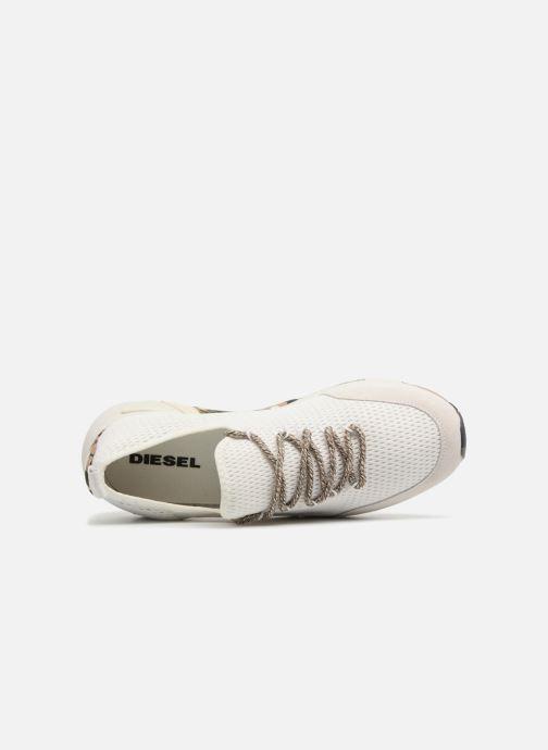 "Sneakers Diesel ""SKB"" S-KBY Bianco immagine sinistra"