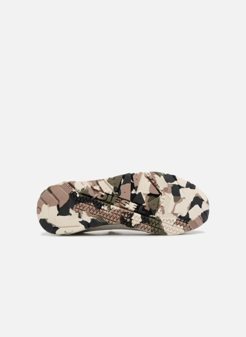 """Sneakers Diesel """"SKB"""" S-KBY Bianco immagine dall'alto"""
