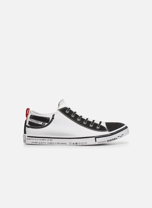 """Sneakers Diesel """"IMAGINEE"""" S-IMAGINEE LOW SLIP-ON Vit bild från baksidan"""
