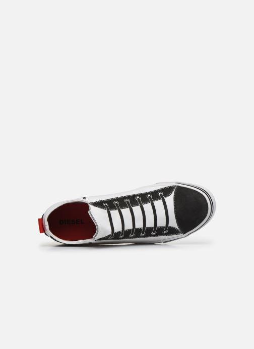 "Sneakers Diesel ""IMAGINEE"" S-IMAGINEE LOW SLIP-ON Vit bild från vänster sidan"