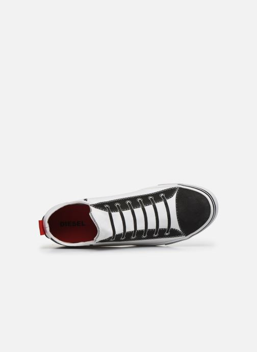 "Baskets Diesel ""IMAGINEE"" S-IMAGINEE LOW SLIP-ON Blanc vue gauche"