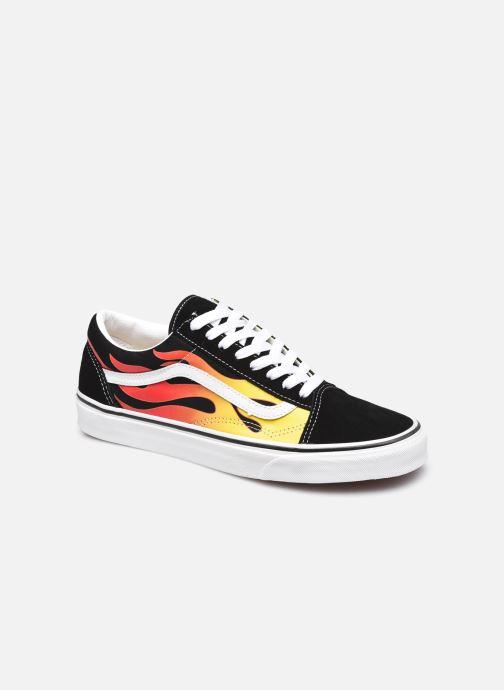 Sneaker Vans UA Old Skool schwarz detaillierte ansicht/modell