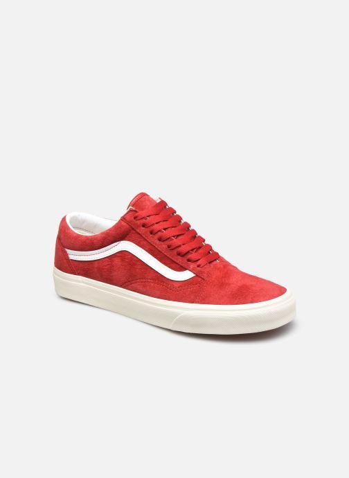Sneaker Vans UA Old Skool rot detaillierte ansicht/modell