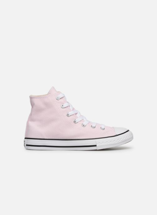 Sneaker Converse Chuck Taylor All Star Hi Seasonal Color rosa ansicht von hinten