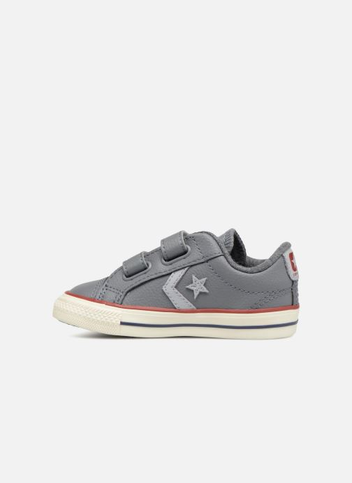 Trainers Converse Star Player EV 2V Ox Sport Canvas Grey front view