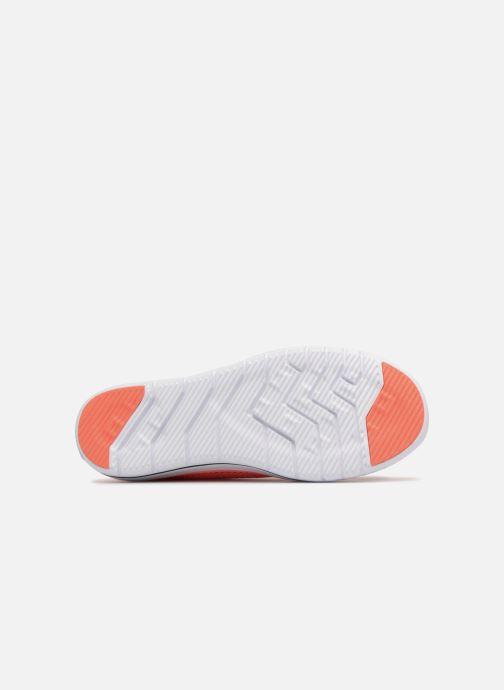 Sneaker Converse Chuck Hyper Light Ox Mixed Textile rosa ansicht von oben