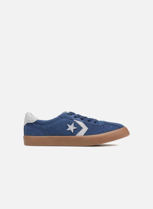 Baskets Converse Breakpoint Ox Suede + Gum Bleu vue derrière