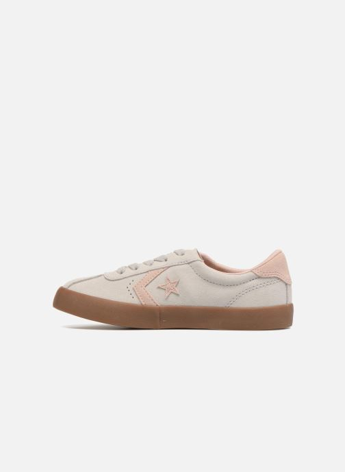 Trainers Converse Breakpoint Ox Suede + Gum Beige front view
