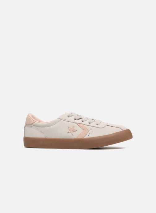 Trainers Converse Breakpoint Ox Suede + Gum Beige back view