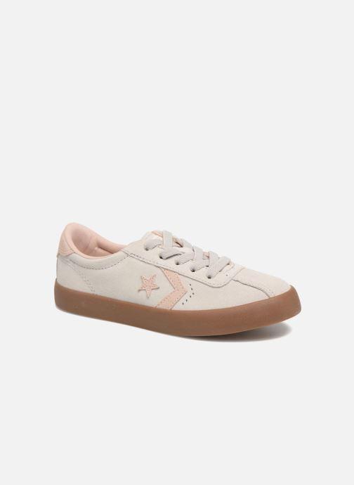 Baskets Converse Breakpoint Ox Suede + Gum Beige vue détail/paire
