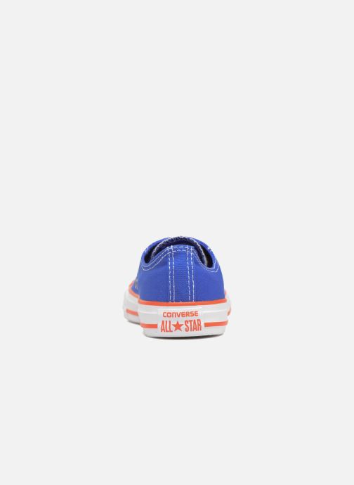 469e31e614b0 Trainers Converse Chuck Taylor All Star Ox Seasonal Color Blue view from  the right