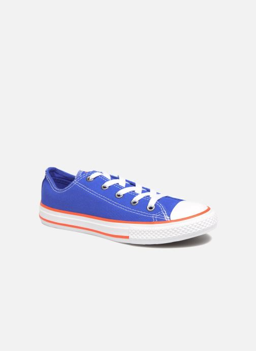 df03aa7debcc Trainers Converse Chuck Taylor All Star Ox Seasonal Color Blue detailed  view  Pair view