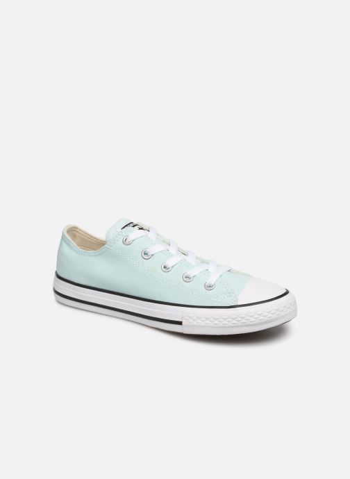 be37ea9d92b Trainers Converse Chuck Taylor All Star Ox Seasonal Color Blue detailed  view  Pair view