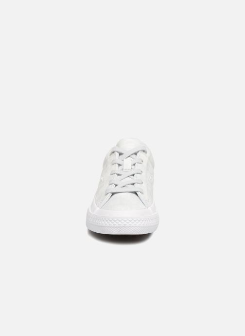 Trainers Converse One Star Ox Peached Wash Silver model view
