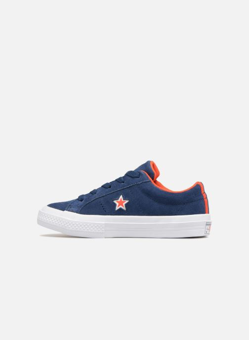 Trainers Converse One Star Ox Molded Varsity Star Blue front view