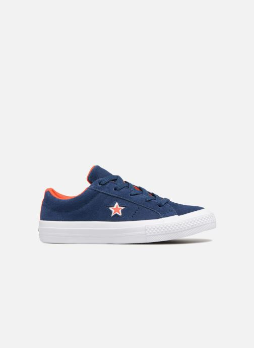 Trainers Converse One Star Ox Molded Varsity Star Blue back view