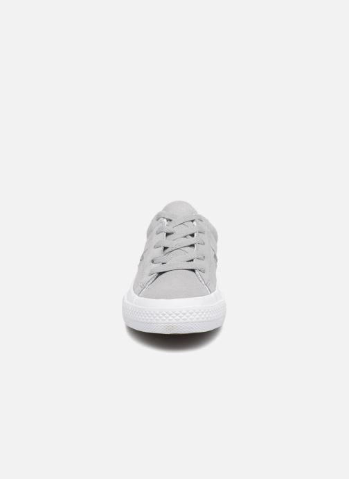 Trainers Converse One Star Ox Molded Varsity Star Grey model view