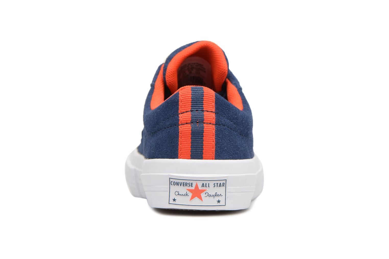 Sneakers Converse One Star Ox Molded Varsity Star Blauw rechts