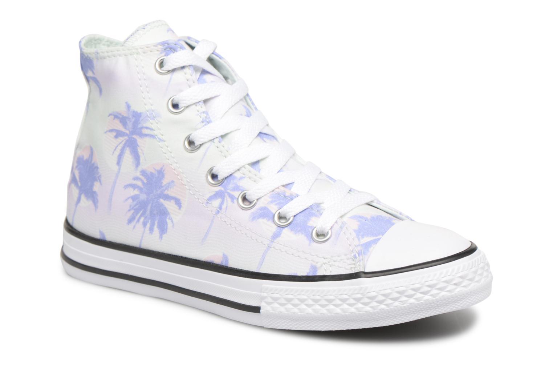 Sneakers Converse Chuck Taylor All Star Hi Palm Trees Multicolore vedi dettaglio/paio