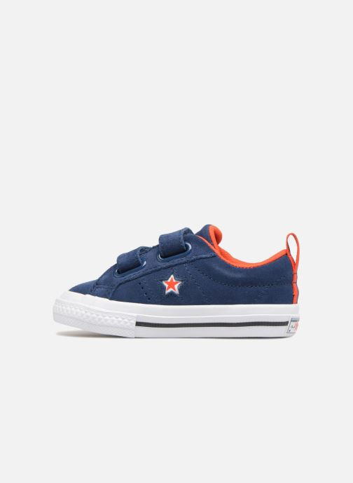 Trainers Converse One Star 2V Ox Molded Varsity Star Blue front view