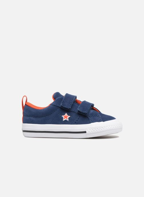 Trainers Converse One Star 2V Ox Molded Varsity Star Blue back view